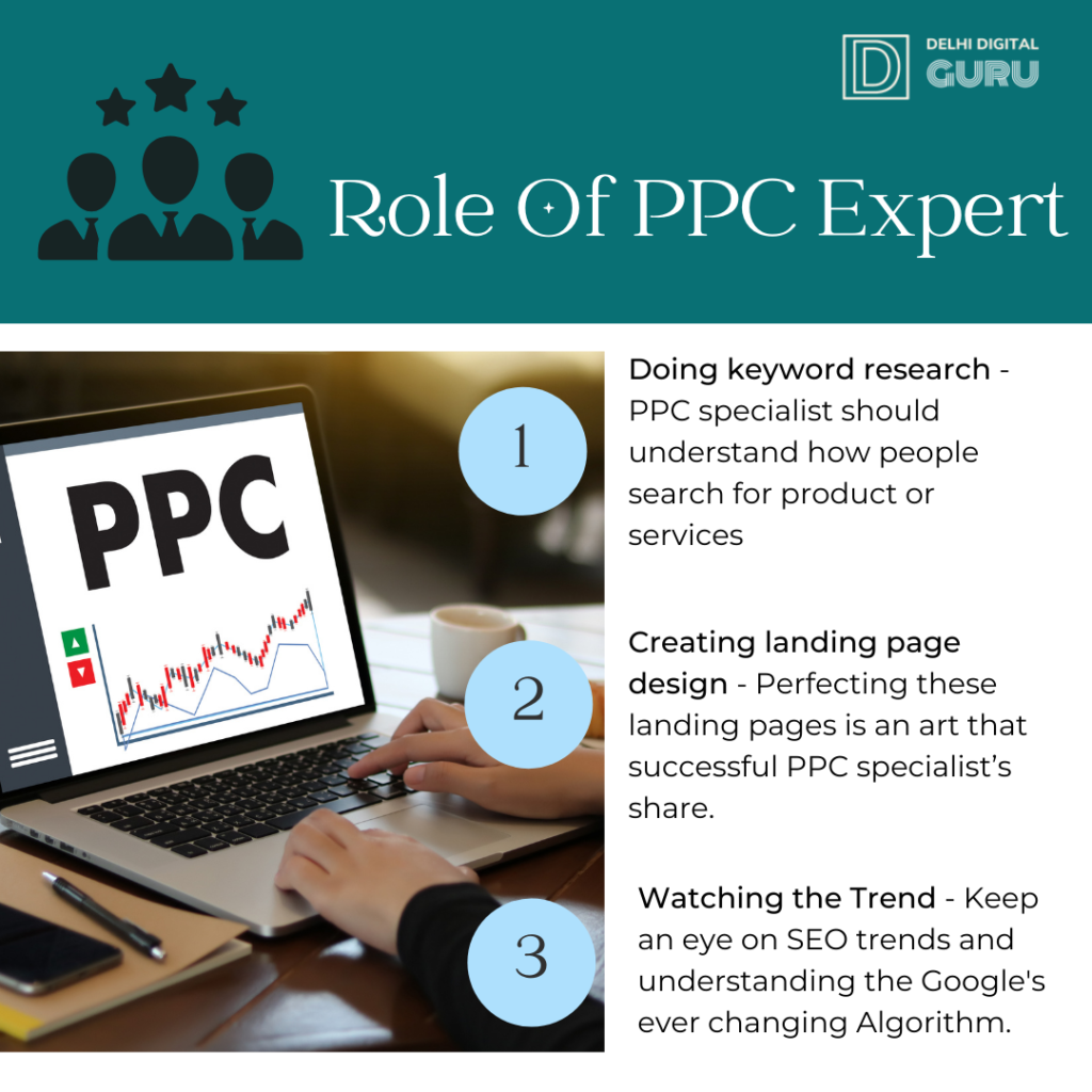 pointers for the role of ppc expert